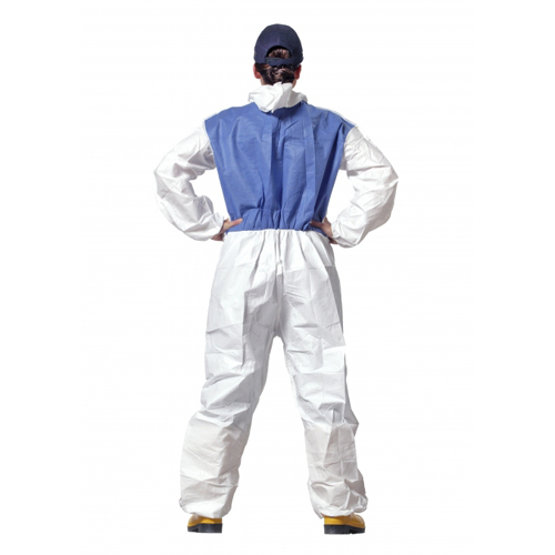 RSG Cool Workwear cat III Type 5/6 blanc